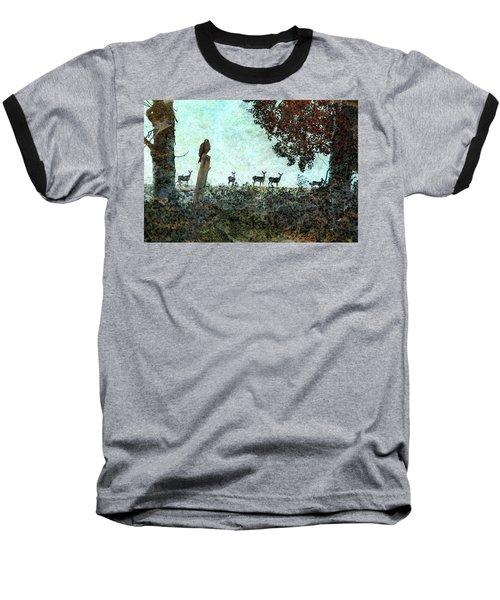 Rose Hill - Autumn Baseball T-Shirt