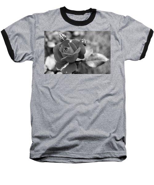 Rose Of Grace Baseball T-Shirt by Faith Williams