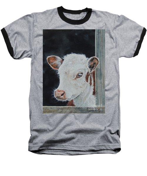 Rosebud. Sold Baseball T-Shirt