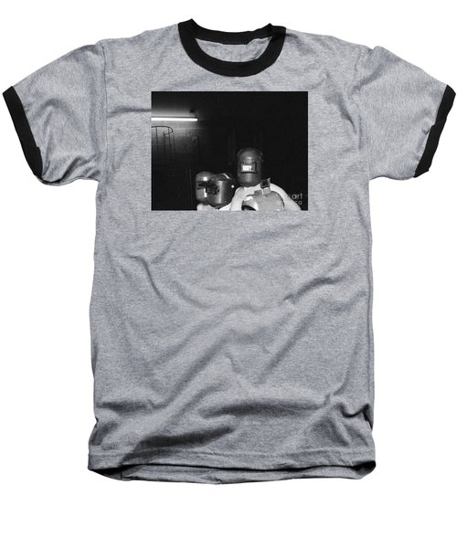 Baseball T-Shirt featuring the photograph Roses Are Covering Your Black Car by Steven Macanka