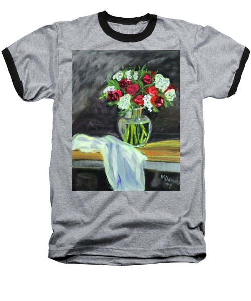 Roses For Mother's Day Baseball T-Shirt