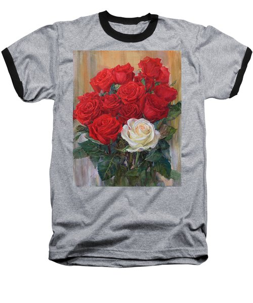 Roses For You Baseball T-Shirt