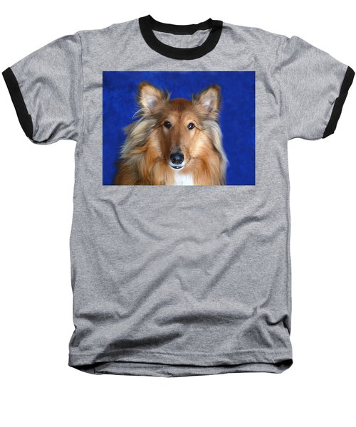 Baseball T-Shirt featuring the photograph Rosie by Evelyn Tambour