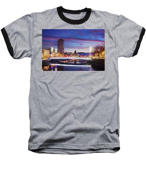 Rosie Hackett Bridge - Dublin Baseball T-Shirt