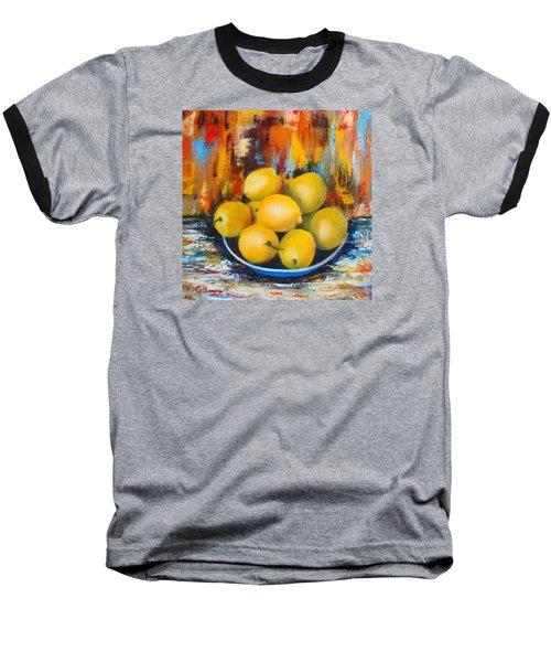 Rosie's Harvest Baseball T-Shirt by Roseann Gilmore