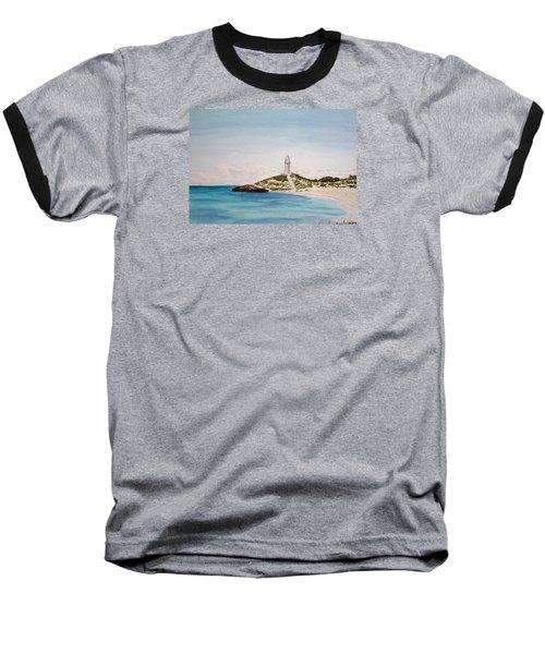 Rottnest Island Australia Baseball T-Shirt by Elvira Ingram