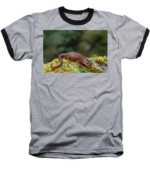 Rough-skinned Newt Oregon Baseball T-Shirt