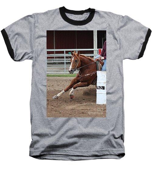 Rounding Third Baseball T-Shirt