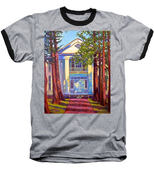 Rowan Oak Baseball T-Shirt by Jeanette Jarmon