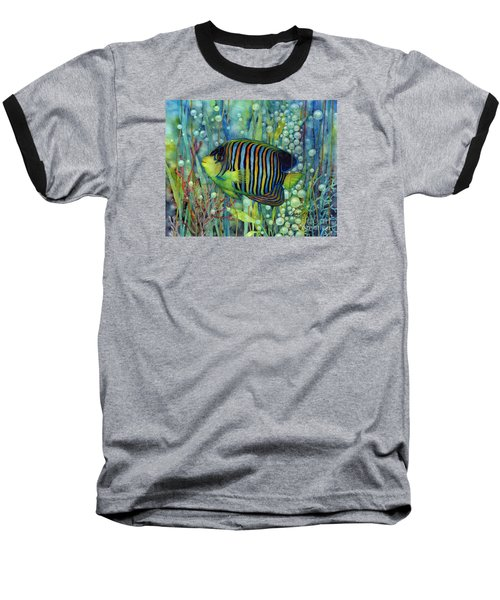Royal Angelfish Baseball T-Shirt