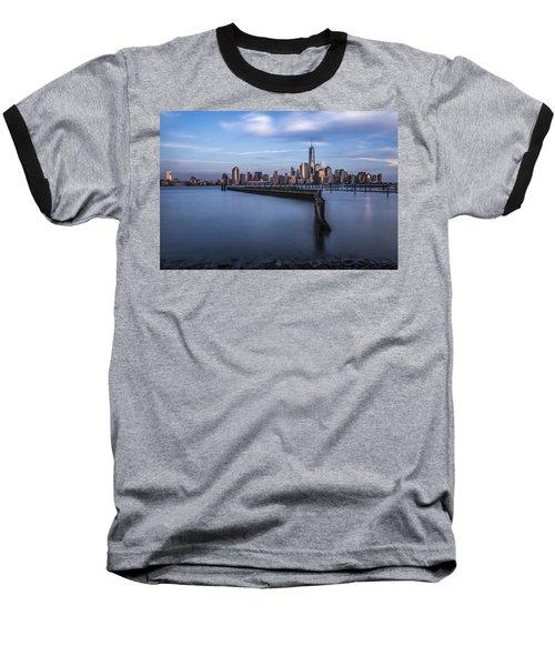 Royal Blue Baseball T-Shirt