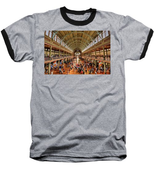 Royal Exhibition Building IIi Baseball T-Shirt