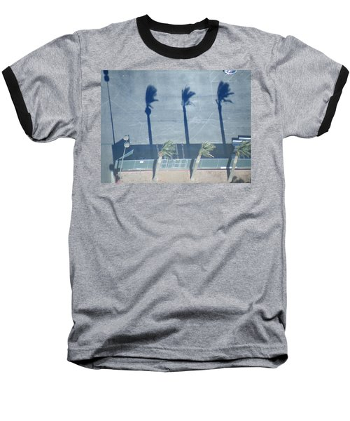 Royal Procession Baseball T-Shirt by Brian Boyle