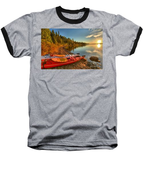 Royale Sunrise Baseball T-Shirt