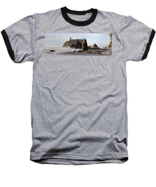 Ruby Beach Baseball T-Shirt