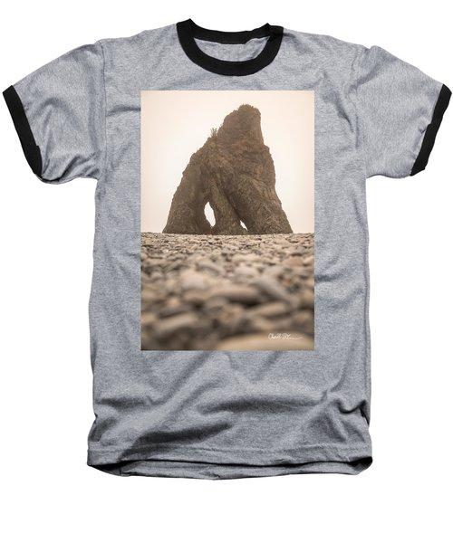 Ruby Beach Triangle Baseball T-Shirt