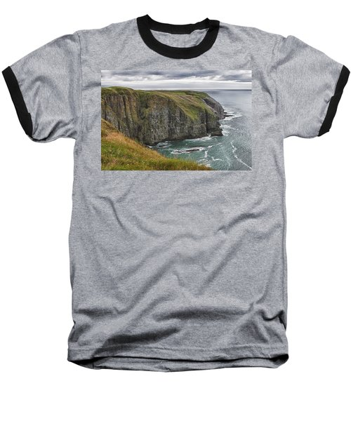 Baseball T-Shirt featuring the photograph Rugged Landscape by Eunice Gibb