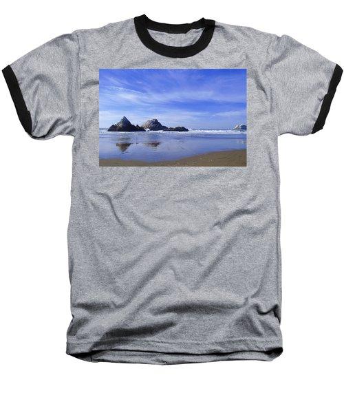 Rugged Reflections Baseball T-Shirt