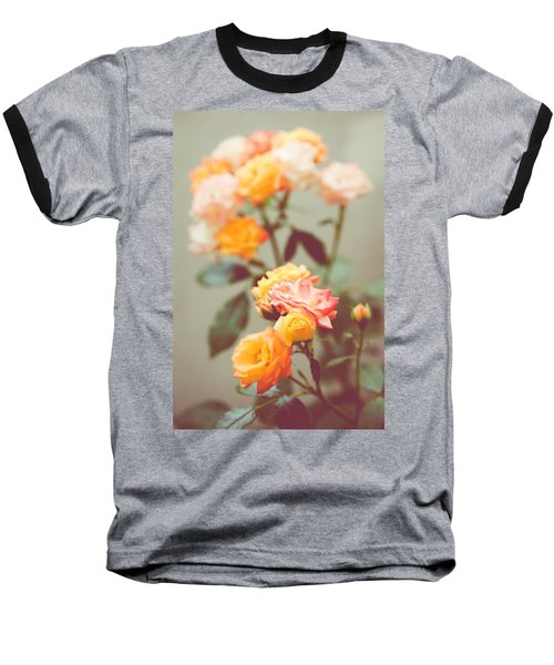 Rumba Rose Baseball T-Shirt