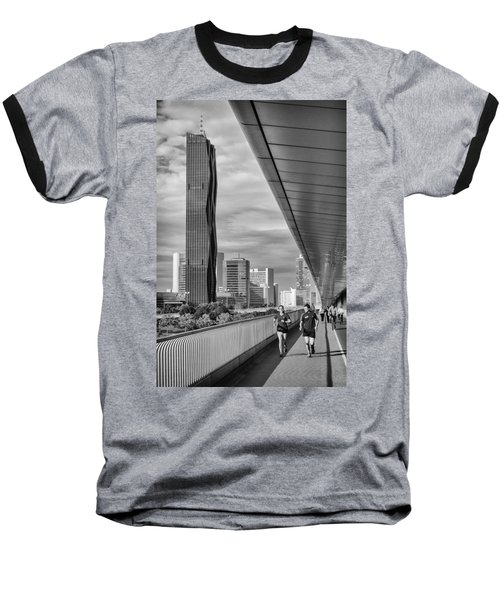 Run Across Viena Baseball T-Shirt