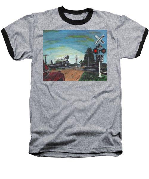 Rural America Baseball T-Shirt