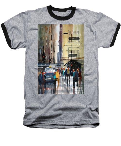 Rush Hour 2 - Chicago Baseball T-Shirt