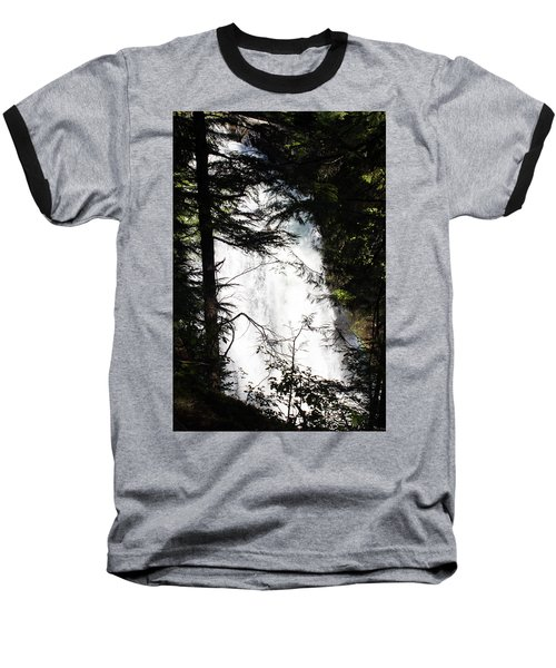 Rushing Through The Trees Baseball T-Shirt