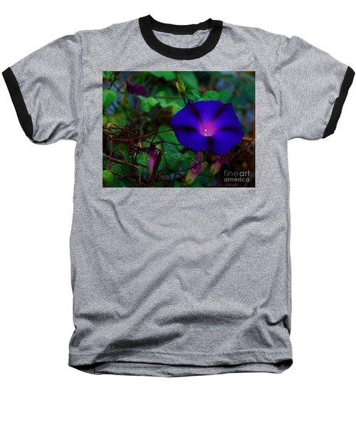 Rust And Glory Baseball T-Shirt by Angela J Wright