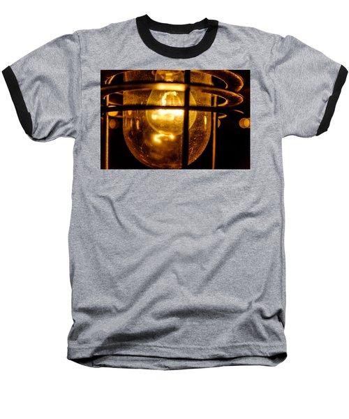 Rust Light Baseball T-Shirt