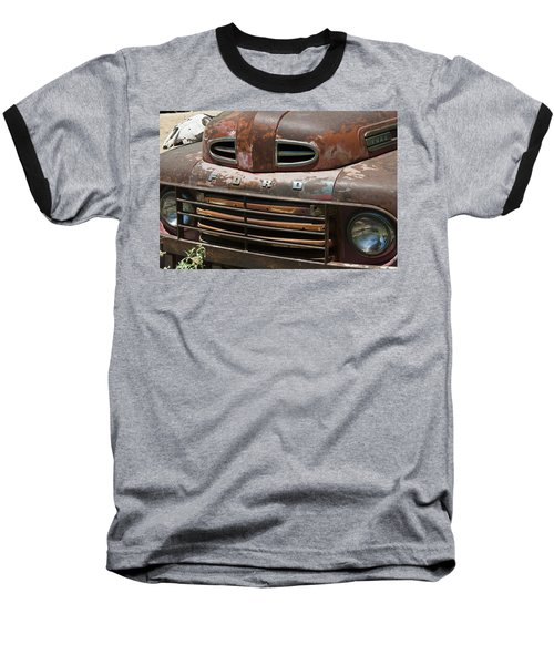 Rusted Ford In Hackberry Baseball T-Shirt