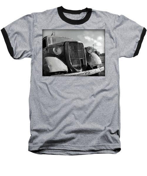Baseball T-Shirt featuring the photograph Rustic Beauty by Micki Findlay