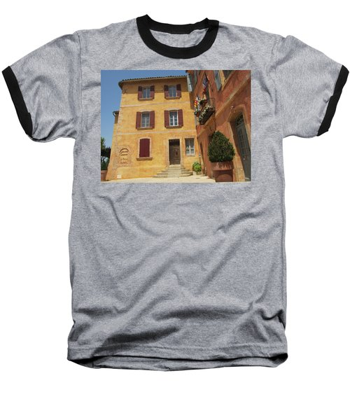 Baseball T-Shirt featuring the photograph Rustic Charm by Pema Hou