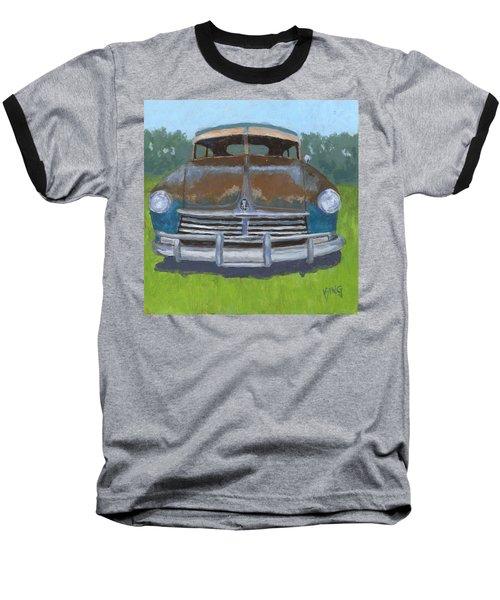 Rusty Hudson Baseball T-Shirt