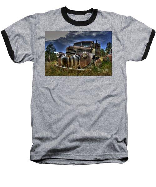 Rusty Relic Baseball T-Shirt