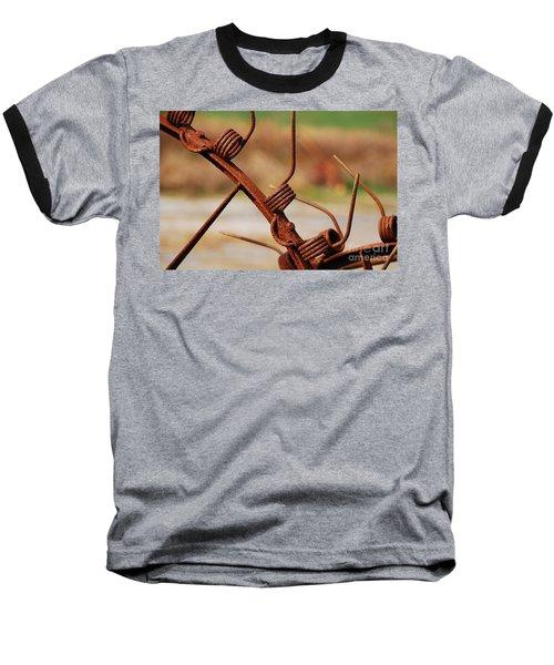 Rusty Tines Baseball T-Shirt
