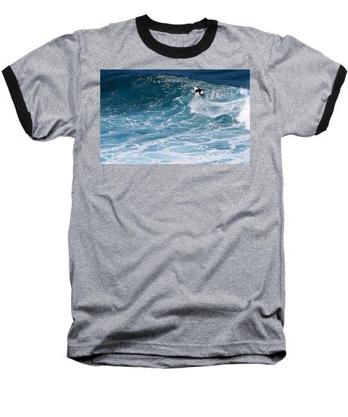 S-turns Baseball T-Shirt