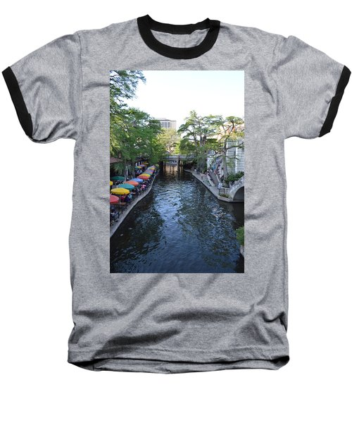 Sa River Walk 2  Baseball T-Shirt
