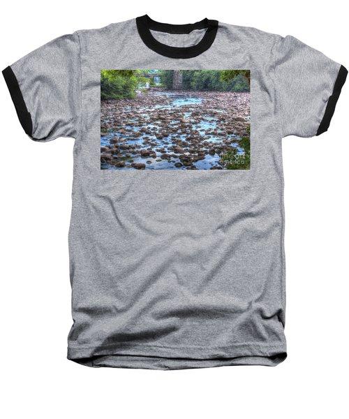 Sacandaga River Baseball T-Shirt