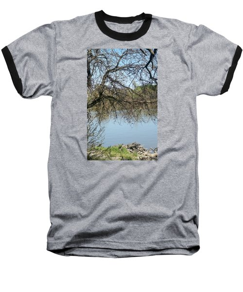 Sacramento River Baseball T-Shirt
