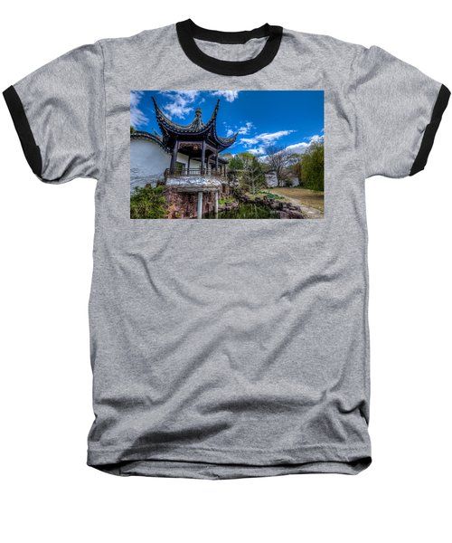 Sacred Garden Baseball T-Shirt