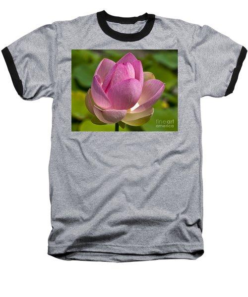 Sacred Lotus Baseball T-Shirt