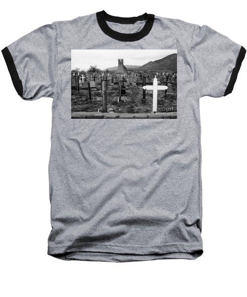 Sacred Places Baseball T-Shirt