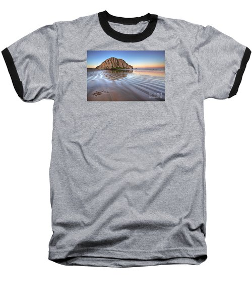 Sacred Space Baseball T-Shirt by Alice Cahill