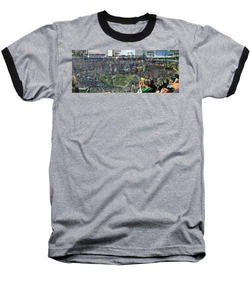 Sacred Tundra Baseball T-Shirt