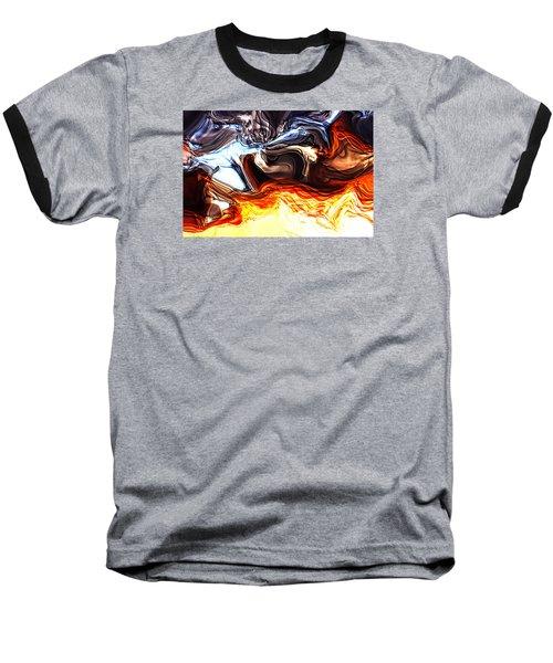 Sacrifice Baseball T-Shirt by Richard Thomas