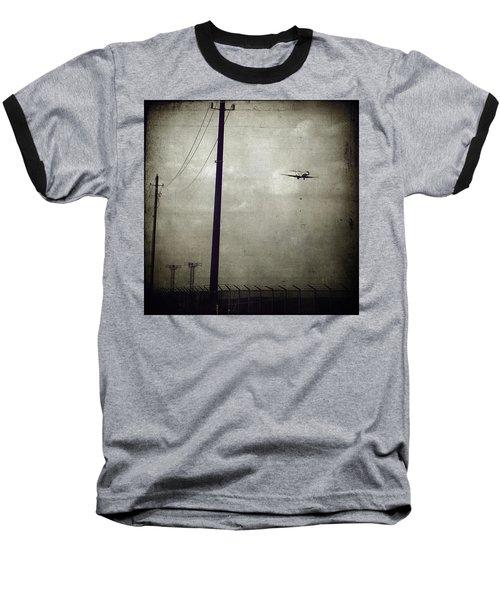 Sad Goodbyes Baseball T-Shirt