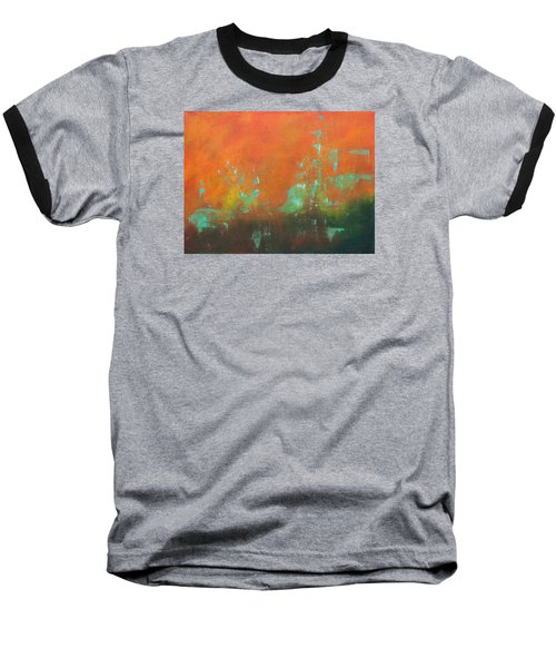 Safe Harbor Baseball T-Shirt by Lee Beuther