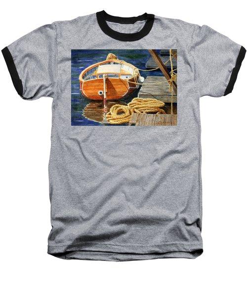 Safe Mooring Baseball T-Shirt