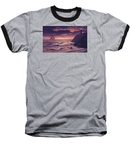 Safe Passage Baseball T-Shirt