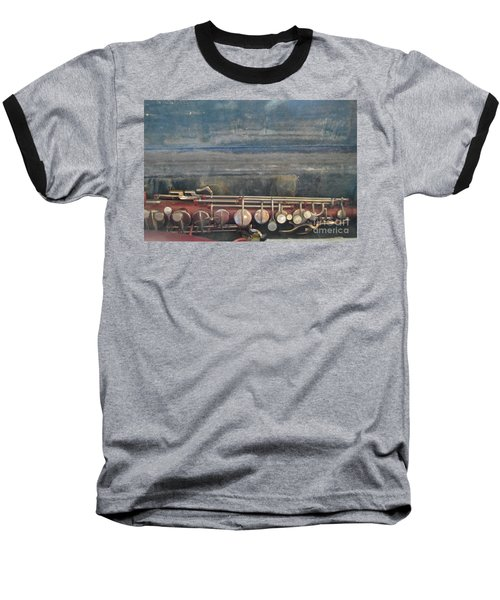 Baseball T-Shirt featuring the photograph Safe Sax In Vegas by Brian Boyle